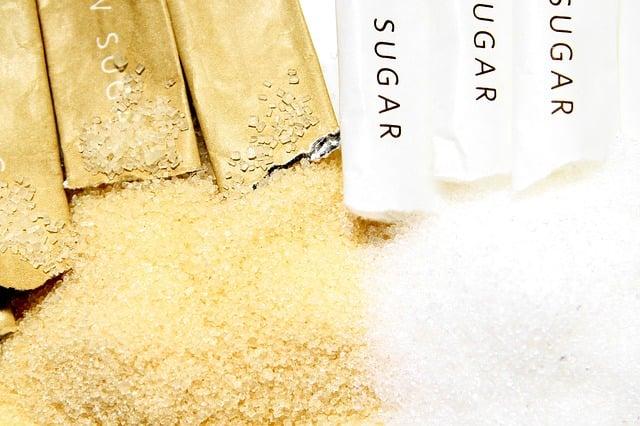 sugar in processed food