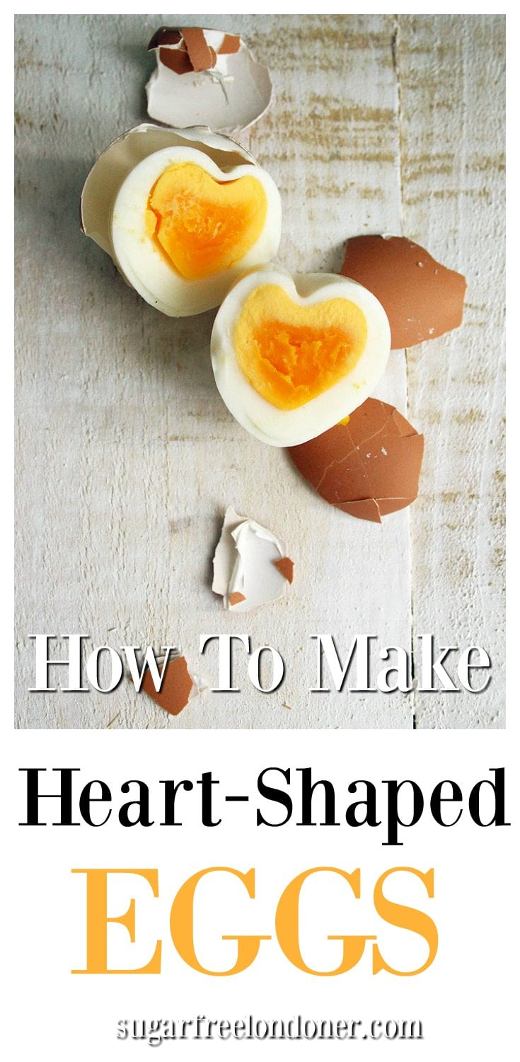 Spread some love with these home-made heart shaped eggs. Easy to make and simply adorable, they will be the superstars of your Valentine's or Easter breakfast!