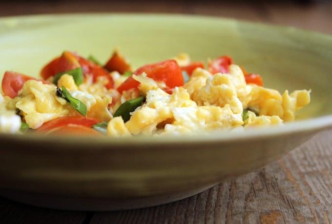Vietnamese Scrambled Eggs