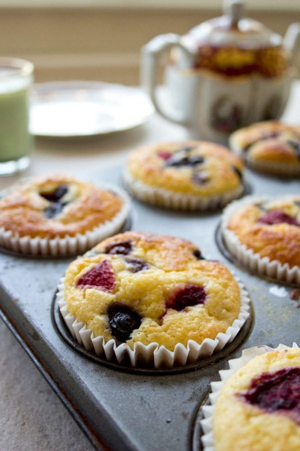 Grab Go Low Carb Muffins