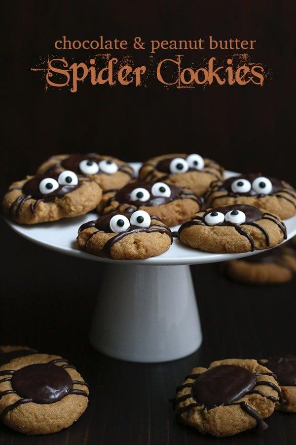 spide cookies