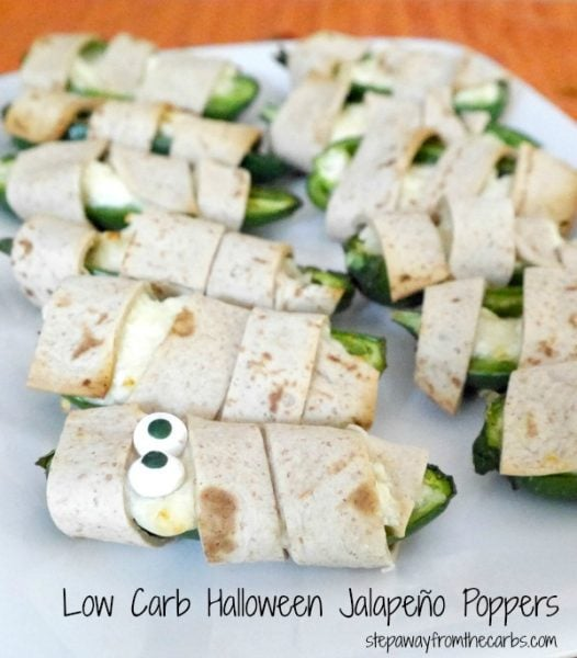healthy sugar free halloween - step away from the carbs