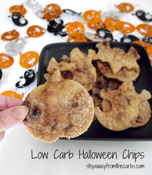 Healthy Treats For a Sugar Free Halloween - Step away from the carbs