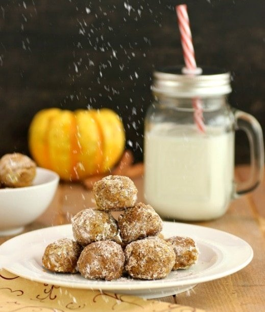 14 Healthy Treats For a Sugar Free Halloween - Beauty and the foodie