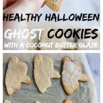 halloween ghost cookies pin