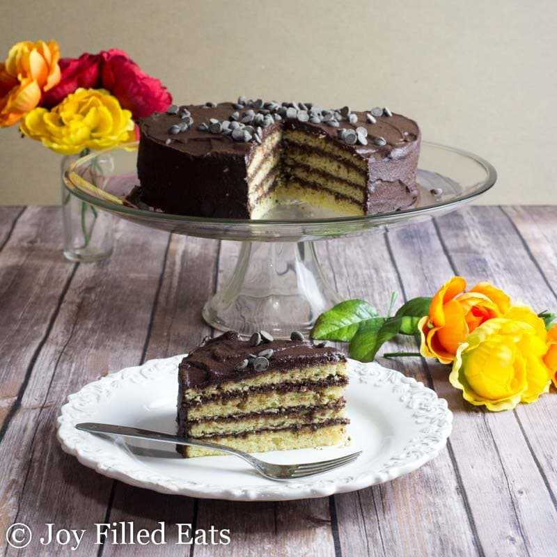 Classic Desserts Made Sugar Free And Low Carb