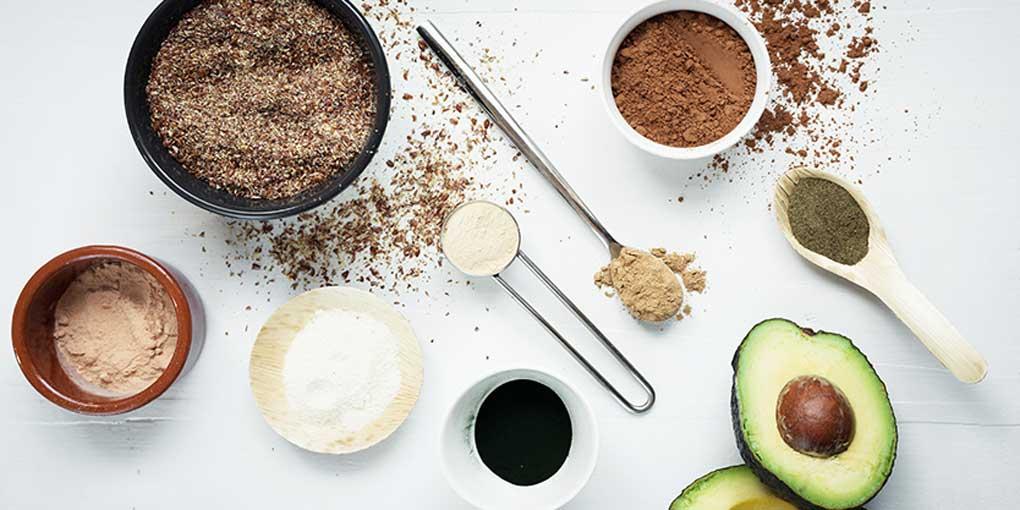 Dr Gaye Super-Shake ingredients