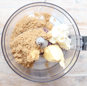 low carb cookies blender