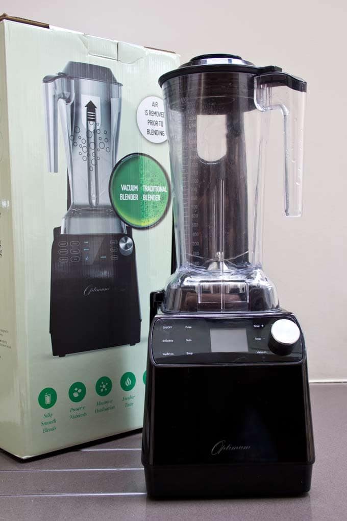 Tired of that stick blender? Looking to up your blending game? Then this post is for you. Here's all you need to know about the Froothie Optimum Blender.