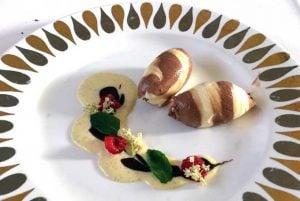 Mosimann dessert