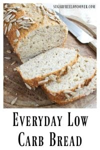 Low Carb Bread Recipe (Chia & Almond Flour) – Sugar Free
