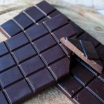 2 low carb chocolate bars