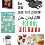 low carb keto holiday gift guide 2020