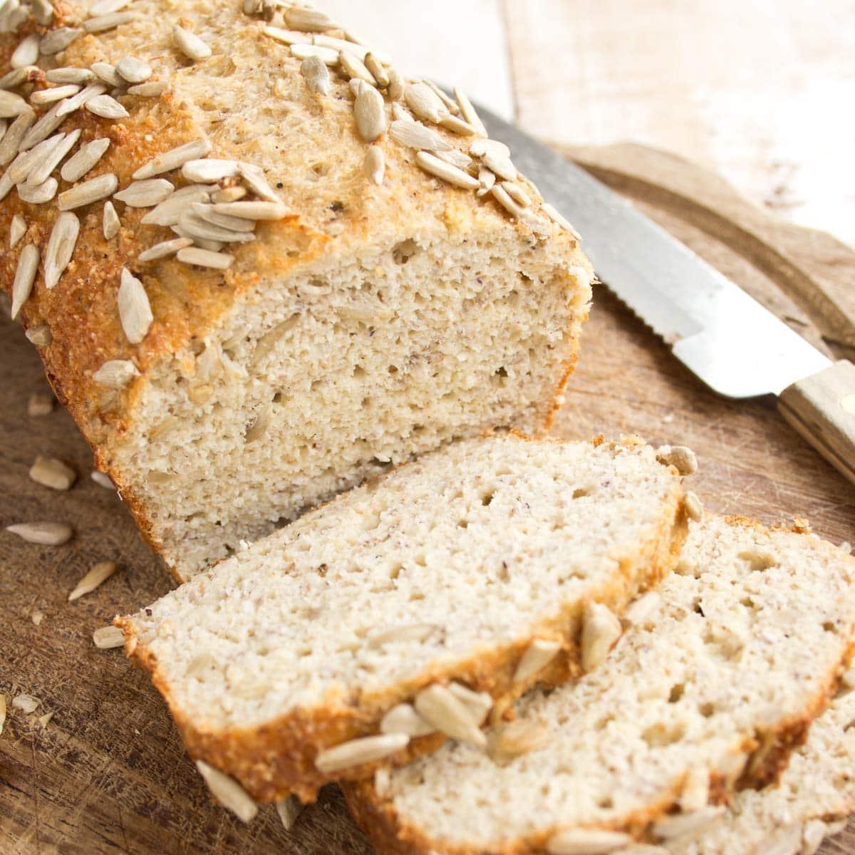 Everyday Low Carb Bread Recipe – Sugar Free Londoner