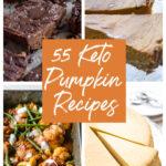 3 sweet and 1 savoury pumpkin recipe