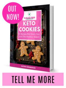 keto cookies cookbook