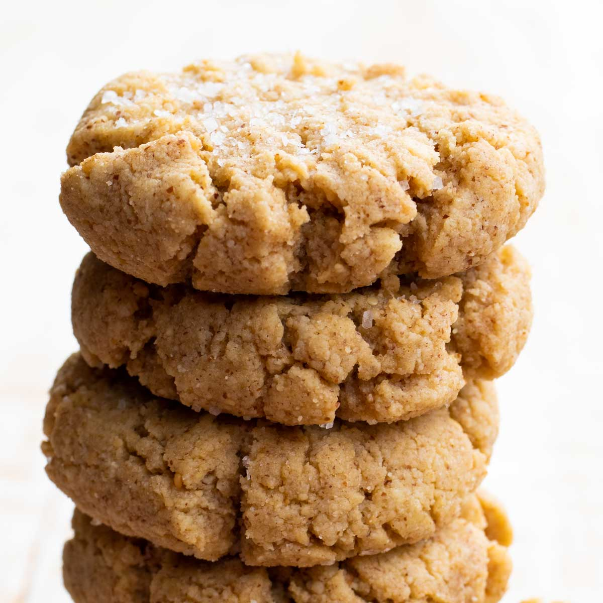 cookie recipe with almond flour and stevia Almond Flour Peanut Butter Cookies (Keto)