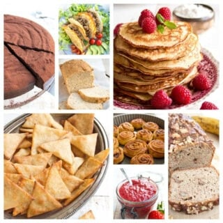 a collage of the top 10 low carb keto recipes of 2020